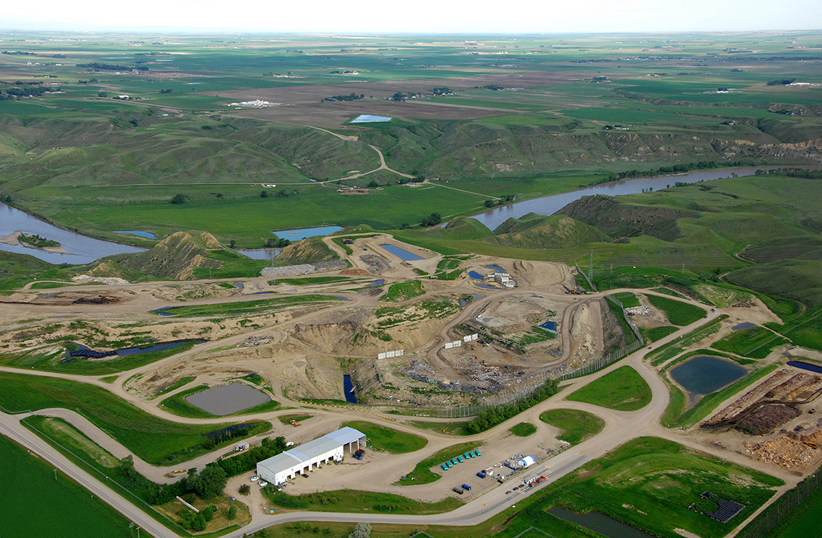 Lethbridge Landfill